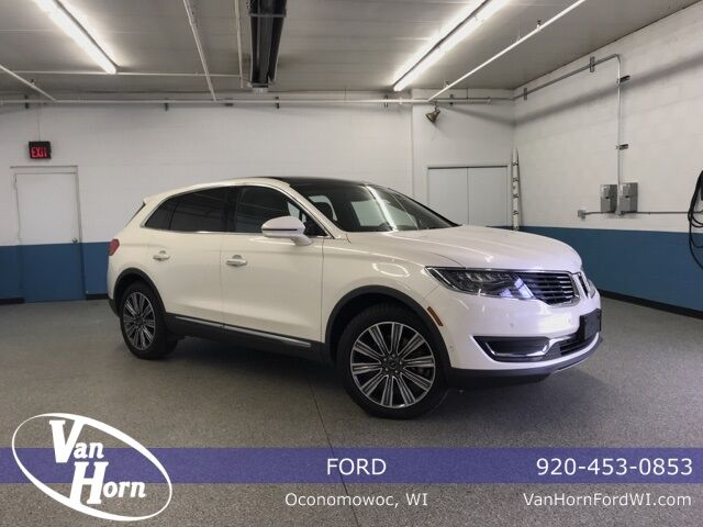 2016 Lincoln MKX Black Label Plymouth WI