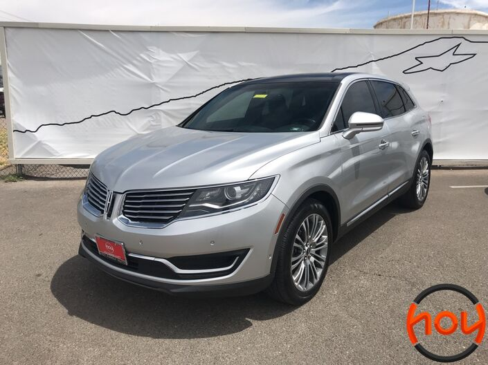 2016 Lincoln MKX FWD 4dr Reserve El Paso TX