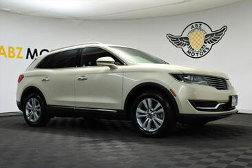 2016_Lincoln_MKX_Premiere Leather,Heated Seats,Camera,Touch Screen_ Houston TX