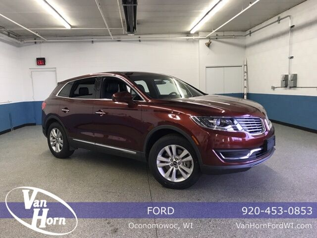 2016 Lincoln MKX Premiere Plymouth WI
