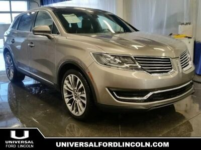 2016_Lincoln_MKX_Reserve  - Certified - Leather Seats_ Calgary AB