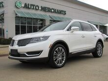 2016_Lincoln_MKX_Reserve AWD 3.7L 6CYL AUTOMATIC, AWD, LEATHER, SUNROOF, NAVIGATION, BACKUP CAMERA, SIDE VIEW CAMERA_ Plano TX