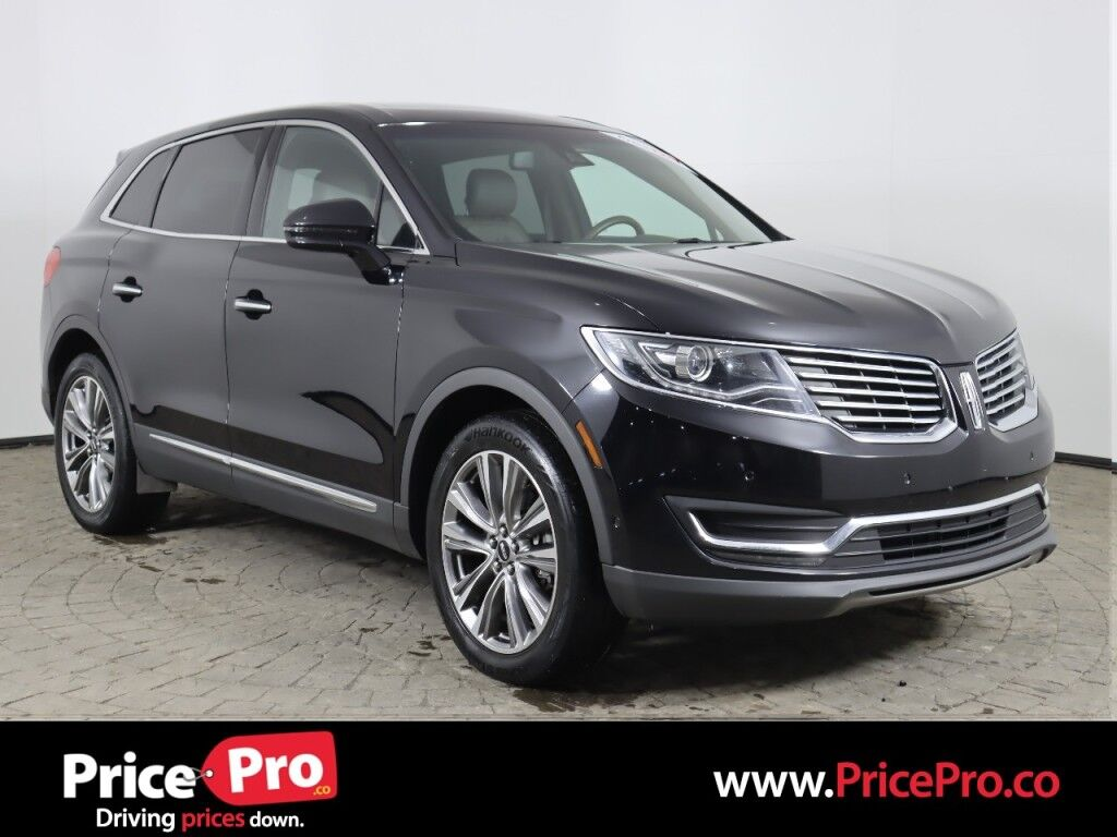 2016 Lincoln MKX Reserve AWD Ecoboost Tech PKG w/Nav/Pano Roof Maumee OH