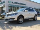 2016 Lincoln MKX Reserve AWD*REMOTE ENGINE START,BLIND SPOT MONITOR,BACKUP CAMERA,NAVIGATION SYSTEM,FACTORY WARRANTY!