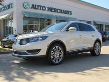 2016_Lincoln_MKX_Reserve AWD*REMOTE ENGINE START,BLIND SPOT MONITOR,BACKUP CAMERA,NAVIGATION SYSTEM,FACTORY WARRANTY!_ Plano TX