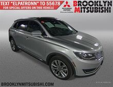 2016_Lincoln_MKX_Reserve_ Brooklyn NY