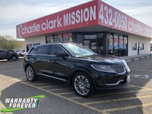2016_Lincoln_MKX_Reserve_ Brownsville TX