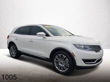 2016_Lincoln_MKX_Reserve_ Clermont FL
