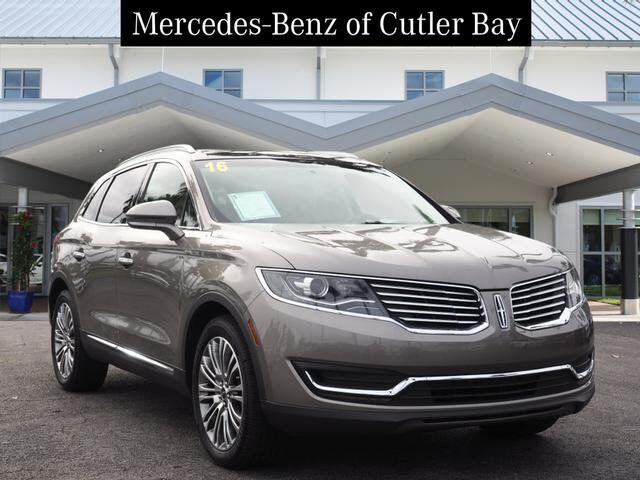2016 Lincoln MKX Reserve Cutler Bay FL