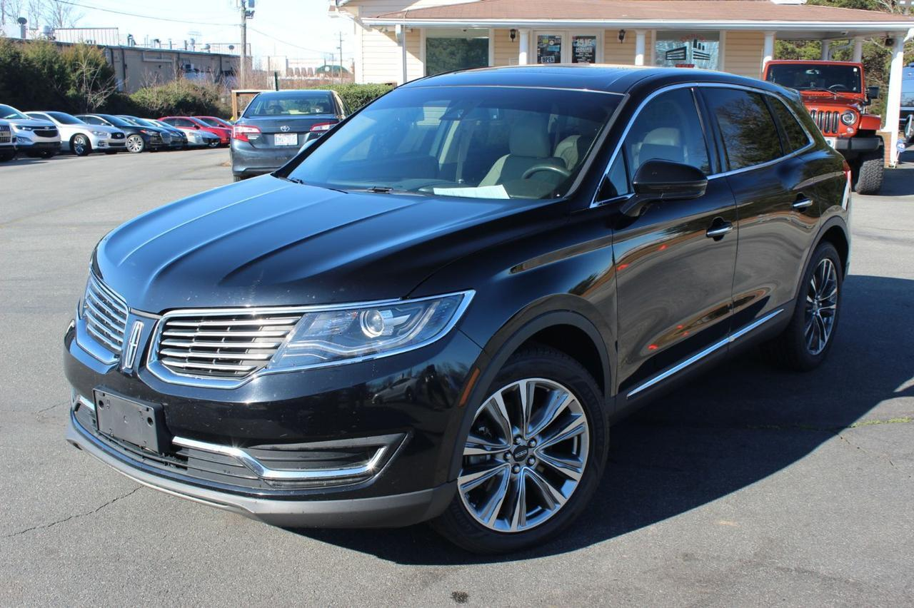 2016 Lincoln MKX Reserve Denver NC