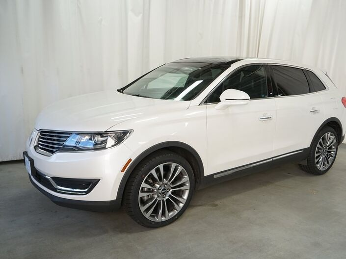 2016 Lincoln MKX Reserve Eau Claire WI