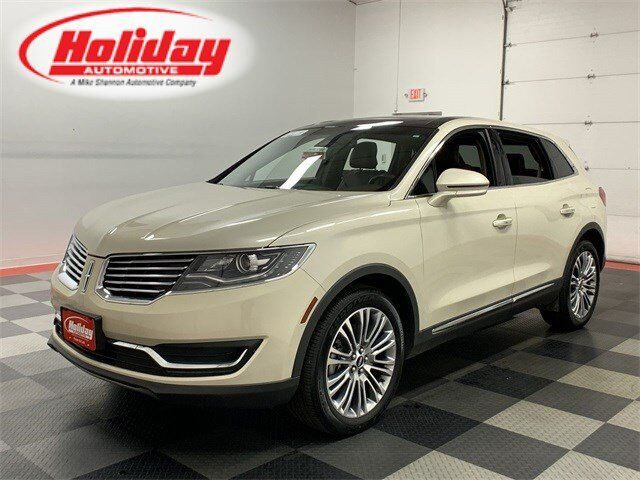 2016 Lincoln MKX Reserve Fond du Lac WI