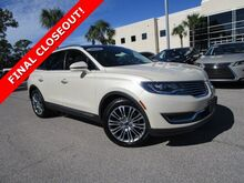 2016_Lincoln_MKX_Reserve_ Fort Myers FL