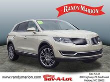2016_Lincoln_MKX_Reserve_ Hickory NC