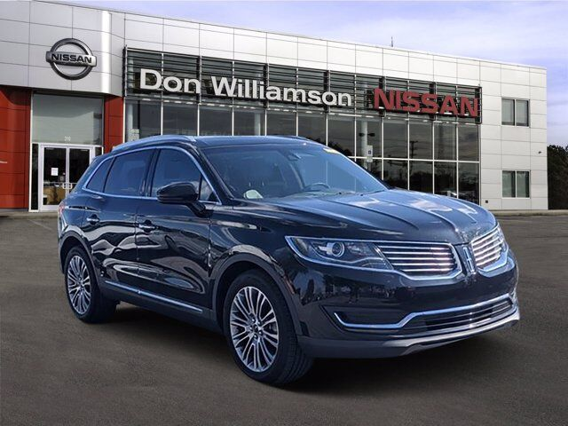 2016 Lincoln MKX Reserve Jacksonville NC