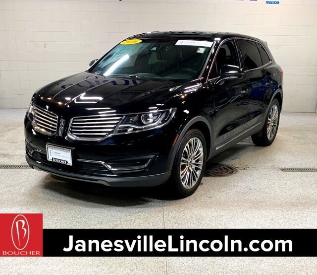 2016 Lincoln MKX Reserve Janesville WI