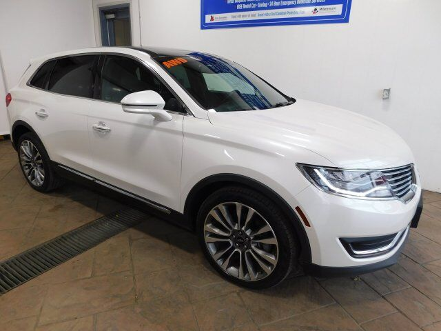 2016 Lincoln MKX Reserve LEATHER NAVI Listowel ON