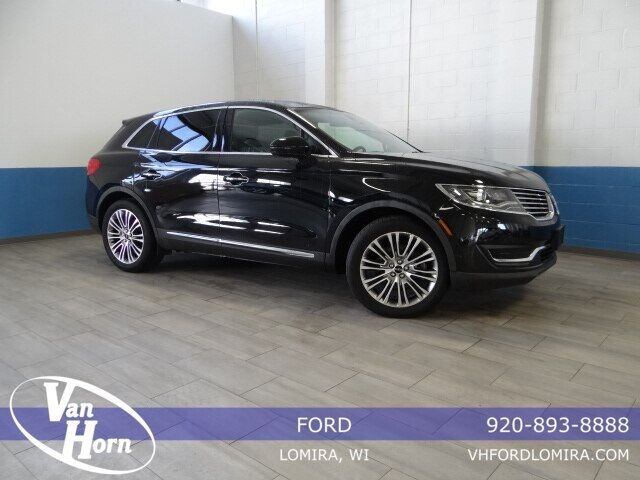2016 Lincoln MKX Reserve Milwaukee WI