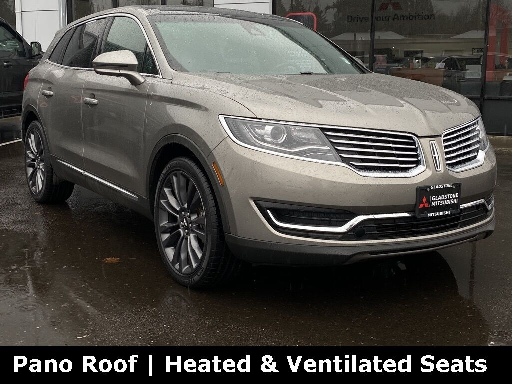 2016 Lincoln MKX Reserve Milwaukie OR