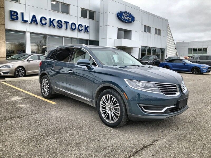 2016 Lincoln MKX Reserve Mono ON