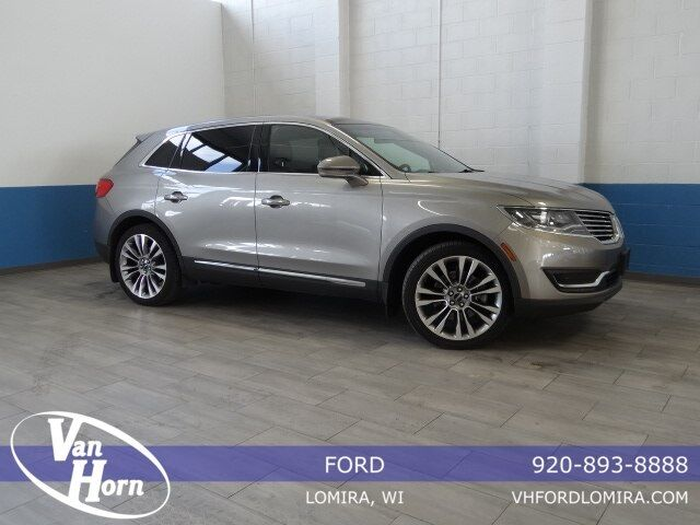 2016 Lincoln MKX Reserve Plymouth WI