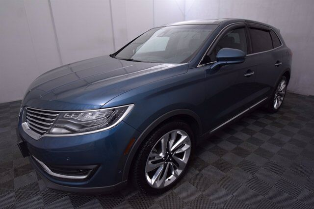 2016 Lincoln MKX Reserve Puyallup WA