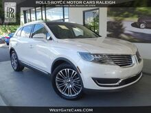 2016_Lincoln_MKX_Reserve_ Raleigh NC