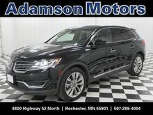 2016_Lincoln_MKX_Reserve_ Rochester MN