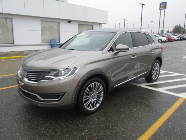 2016 Lincoln MKX Reserve Tusket NS