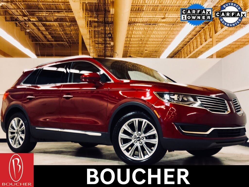 2016 Lincoln MKX Reserve Waukesha WI