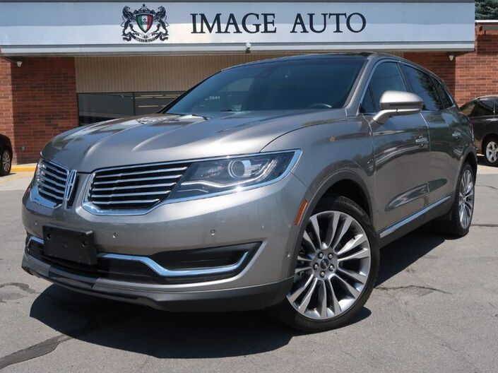 2016 Lincoln MKX Reserve West Jordan UT
