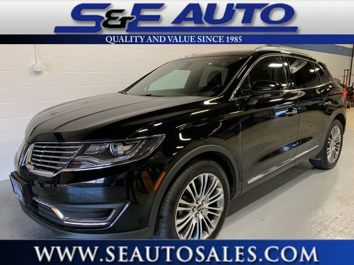 2016 Lincoln MKX Reserve Weymouth MA