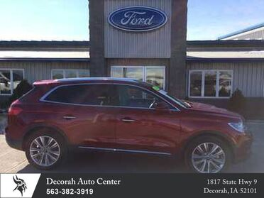 2016_Lincoln_MKX_Reserve_ Decorah IA