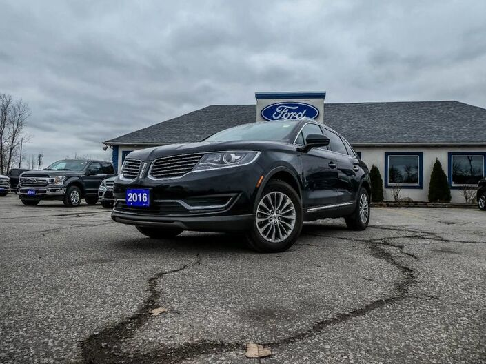 2016 Lincoln MKX Select- LEATHER- NAVIGATION- BLUETOOTH- BACKUP CAMERA Essex ON
