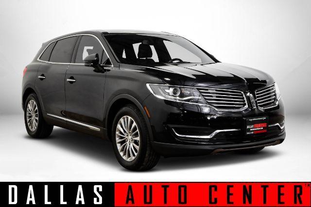 2016 Lincoln MKX Select Carrollton TX
