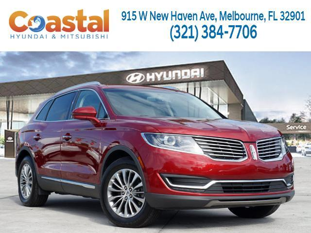 2016 Lincoln MKX Select Cocoa FL