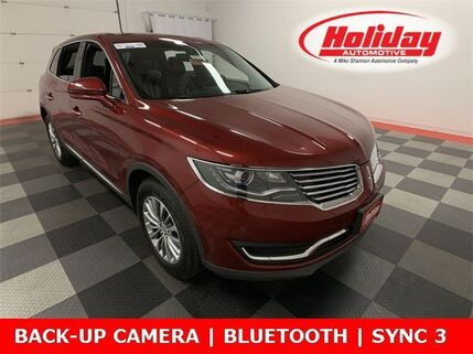 2016_Lincoln_MKX_Select_ Fond du Lac WI