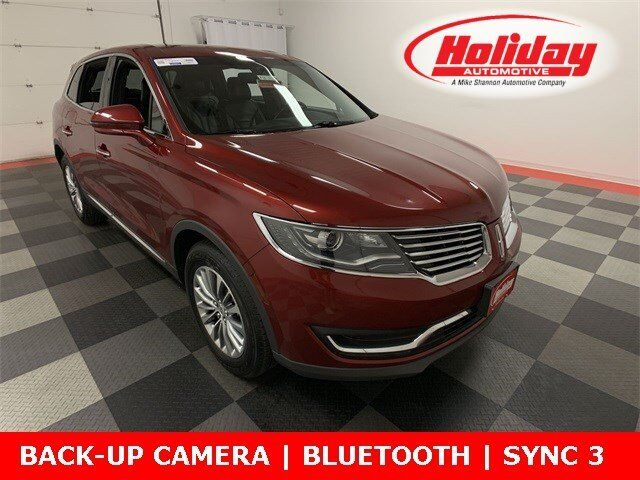 2016 Lincoln MKX Select Fond du Lac WI