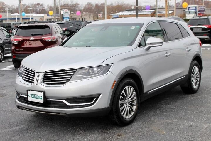 2016 Lincoln MKX Select Fort Wayne Auburn and Kendallville IN