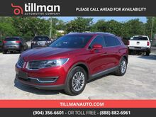 2016_Lincoln_MKX_Select_ Jacksonville FL