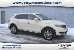2016_Lincoln_MKX_Select_ Milwaukee and Slinger WI