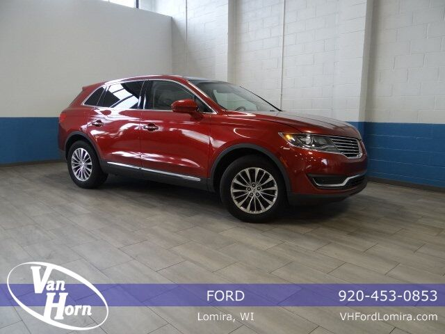 2016 Lincoln MKX Select Plymouth WI