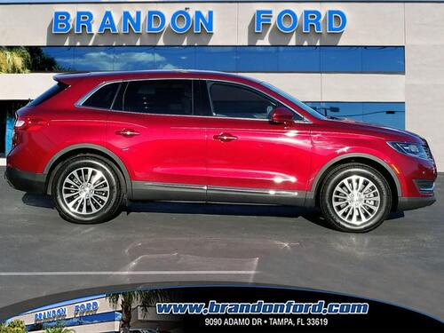 2016 Lincoln MKX Select Tampa FL