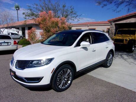 2016 Lincoln MKX(REDUCED) 1 OWNER Reserve Apache Junction AZ