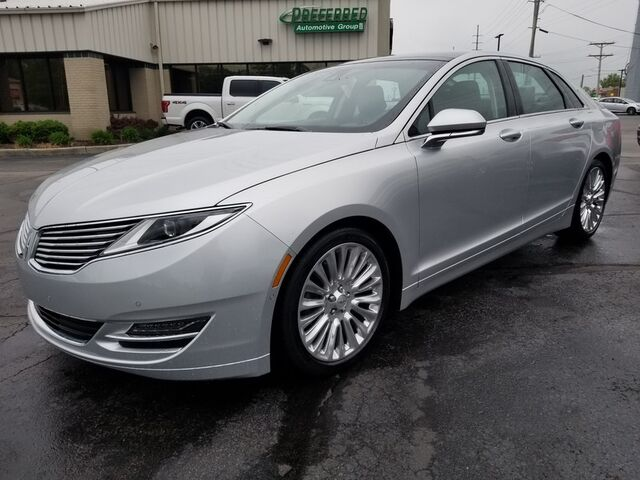 2016 Lincoln MKZ  Fort Wayne Auburn and Kendallville IN