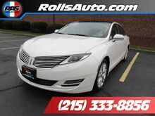 2016_Lincoln_MKZ__ Philadelphia PA
