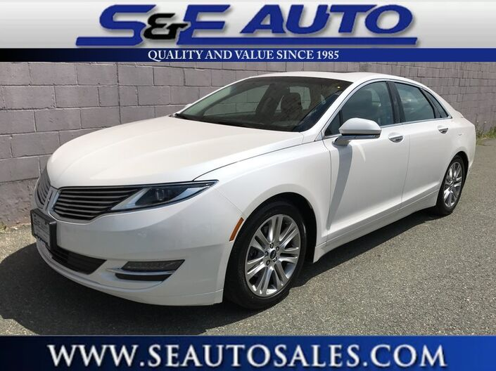 2016 Lincoln MKZ  Weymouth MA
