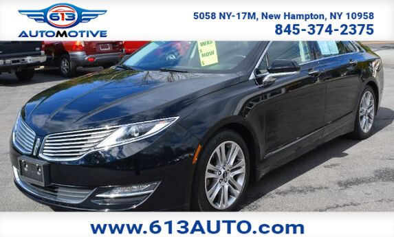2016 Lincoln MKZ AWD Ulster County NY