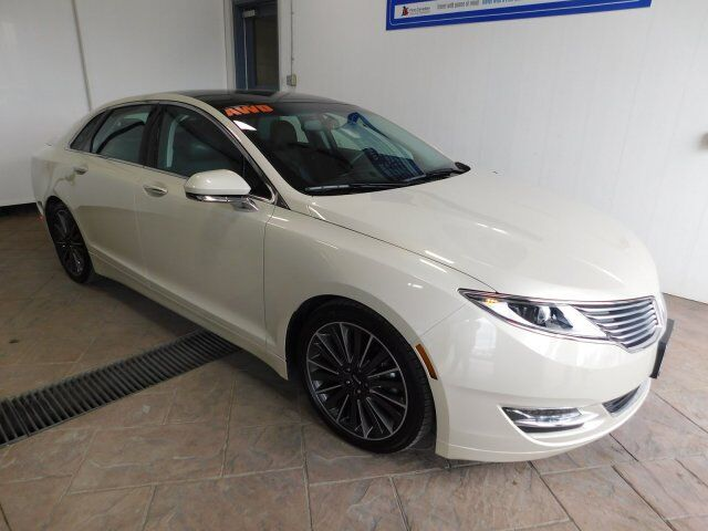 2016 Lincoln MKZ AWD LEATHER NAVI SUNROOF Listowel ON