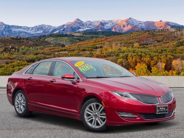 Used 2016 Lincoln Mkz Awd In Colorado Springs Co